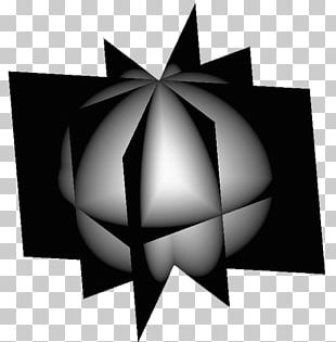 Manifold Gradient Texture Mapping Sphere Three-dimensional Space PNG