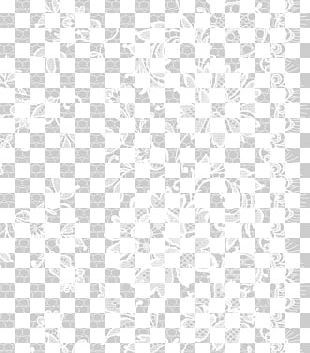 Black And White Angle Point Pattern PNG