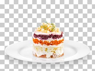 Carrot Cake Torte Recipe Dish Garnish PNG