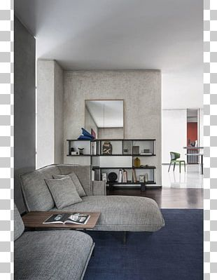 Couch Bookcase Cassina S.p.A. Furniture PNG