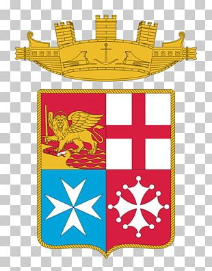 Emblem Of Italy Italian Navy Coat Of Arms PNG