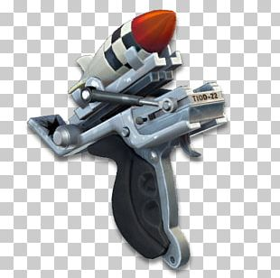 Fortnite Battle Royale Weapon Video Game Xbox One PNG