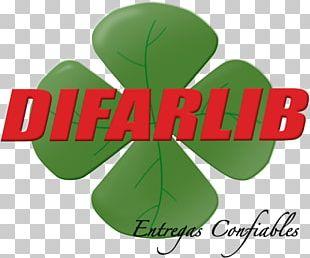 DIFARLIB S.R.L. Trujillo Logo Pharmacist Leaf PNG