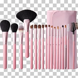 Makeup Brush Cosmetics Rouge Foundation PNG