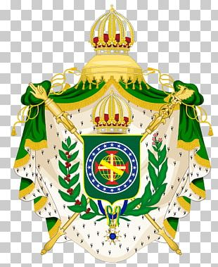Empire Of Brazil Coat Of Arms Of Brazil Imperial Crown Of Brazil PNG