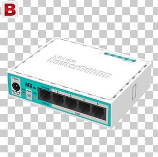 MikroTik RouterBOARD HEX RB750Gr3 MikroTik RouterOS PNG