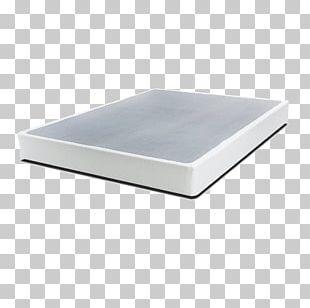 Box-spring Bed Frame Mattress Platform Bed PNG