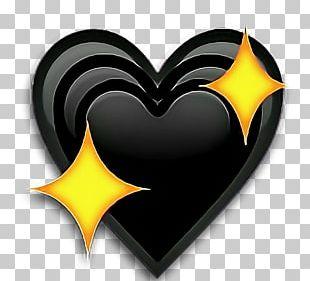Emoji Heart Sticker Love IPhone PNG