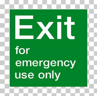 Fire Escape Exit Sign Emergency Evacuation Emergency Exit Safety PNG