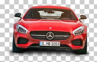 Sports Car Mercedes-Benz AMG GT PNG