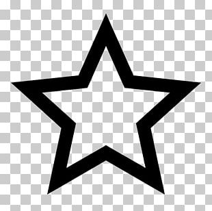 Five-pointed Star Symbol PNG