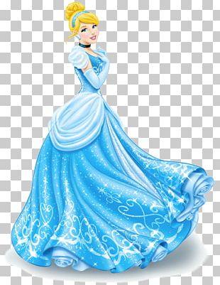 Cinderella Wall Decal Sticker Disney Princess PNG