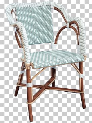 Table Furniture Wing Chair Fauteuil PNG