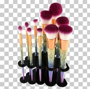 Cosmetics Makeup Brush Paintbrush Make-up PNG