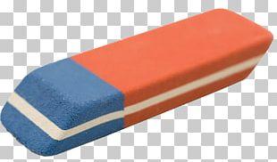 Eraser Stationery Natural Rubber PNG
