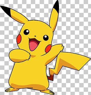 Pikachu Pokemon PNG