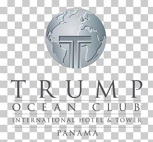 Trump International Hotel & Tower Panama Logo Condo Hotel Business The Trump Organization PNG