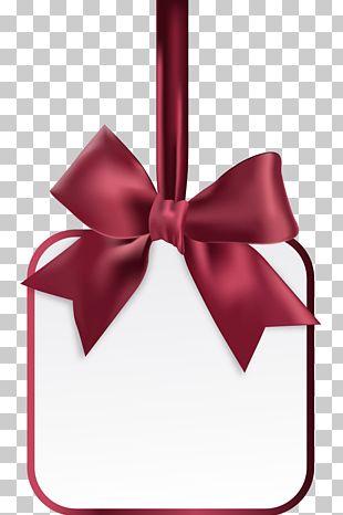 Gift Card Ribbon PNG
