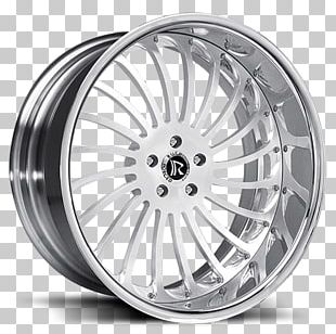 Alloy Wheel Car Spoke Rim Custom Wheel PNG