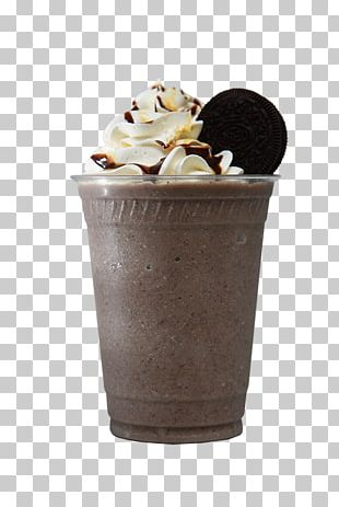 Sundae Milkshake Frappé Coffee Frappuccino Oreo PNG