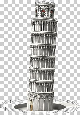Leaning Tower Of Pisa Eiffel Tower Drawing Willis Tower PNG