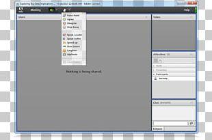 Computer Program Product Design Multimedia Screenshot Computer Monitors PNG