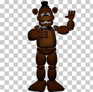 Five Nights At Freddy's 3D Computer Graphics Three-dimensional Space 3D Modeling PNG