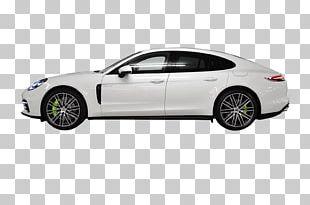 Porsche Panamera Sports Car Luxury Vehicle PNG