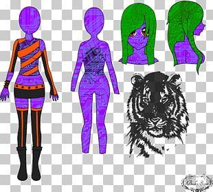 Graphic Design Costume Design Tiger Human Behavior PNG