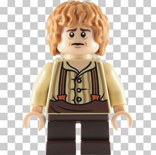 Bilbo Baggins Lego The Lord Of The Rings Lego The Hobbit Frodo Baggins PNG