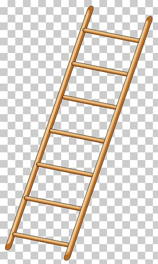 Ladder Drawing PNG