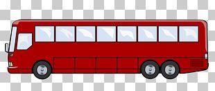 School Bus Double-decker Bus PNG