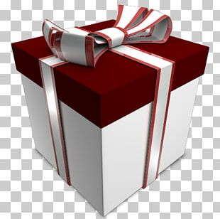 Box Rectangle Gift PNG