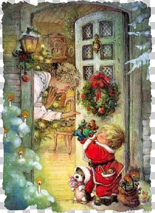 Christmas Card Greeting Card Postcard Child PNG