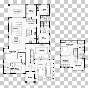 Floor Plan House Plan Storey Bedroom PNG
