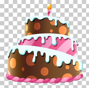 Birthday Cake Greeting Card Wish PNG
