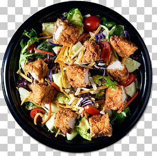 Chicken Salad Crispy Fried Chicken Chicken Fingers Fattoush PNG