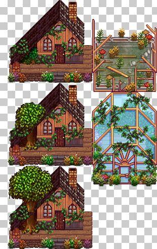 Stardew Valley House Nintendo Switch Chucklefish Window PNG