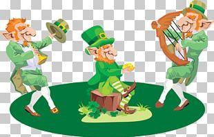 Leprechaun Free Content Saint Patricks Day PNG