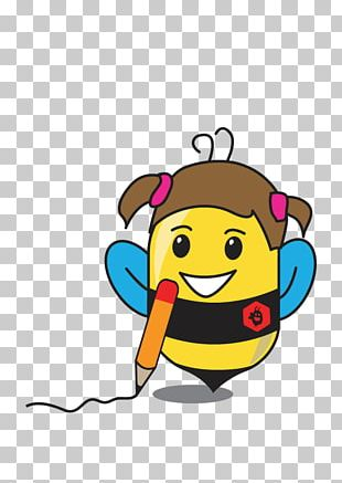 Smiley Cartoon Text Messaging PNG