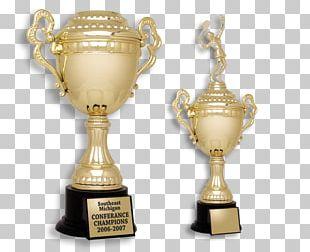 Trophy Award Sport Commemorative Plaque Medal PNG