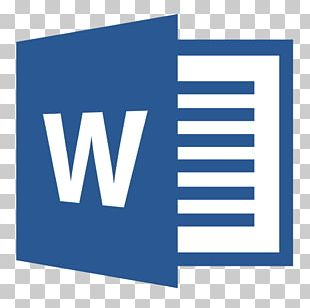 Microsoft Word Microsoft Office 2013 Microsoft Excel Computer Software PNG