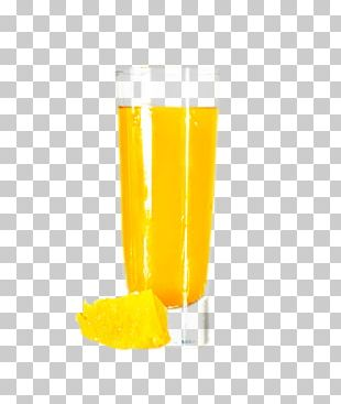 Orange Drink Orange Juice Harvey Wallbanger Beer Glasses PNG