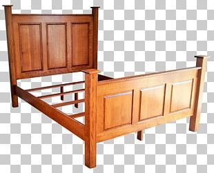 Bed Frame Mission Style Furniture Headboard Platform Bed Bedroom Furniture Sets PNG