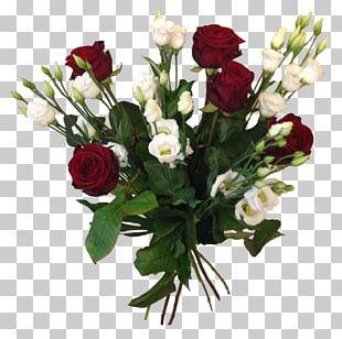 Garden Roses Cabbage Rose Cut Flowers Vase Floral Design PNG