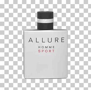 Perfume Chanel Allure Homme Sport Eau De Toilette Chanel Allure Homme Sport Eau De Toilette PNG