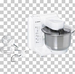 Mixer Robert Bosch GmbH Bosch MUM 4 MUM44 Food Processor PNG