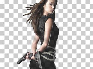 Cameron RoboCop Versus The Terminator Sarah Connor Desktop PNG