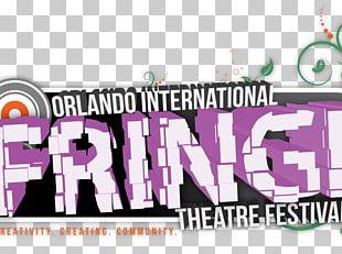 Edinburgh Festival Fringe Orlando Fringe Orlando International Fringe Theater Festival Fringe Theatre PNG