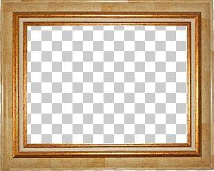 Frame Digital Photo Frame Brown PNG